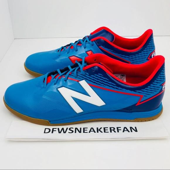 a7fe248211b New Balance Furon 3.0 Indoor Soccer Men s Sz 12.5
